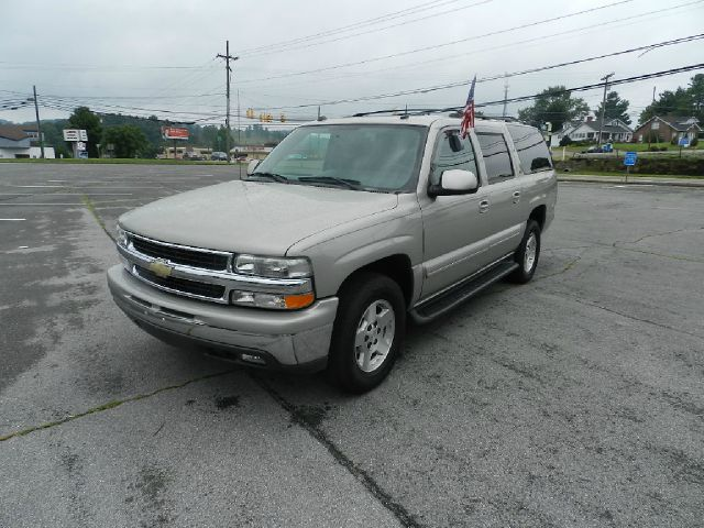 2004 CHEVROLET SUBURBAN 1500 4DR 4WD SUV beige abs - 4-wheel anti-theft system - alarm axle rati