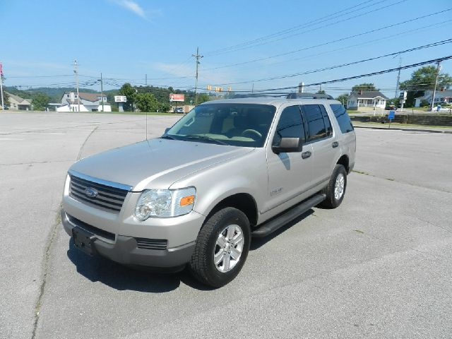 2006 FORD EXPLORER XLS 4DR SUV gray abs - 4-wheel antenna type anti-theft system - engine immobi