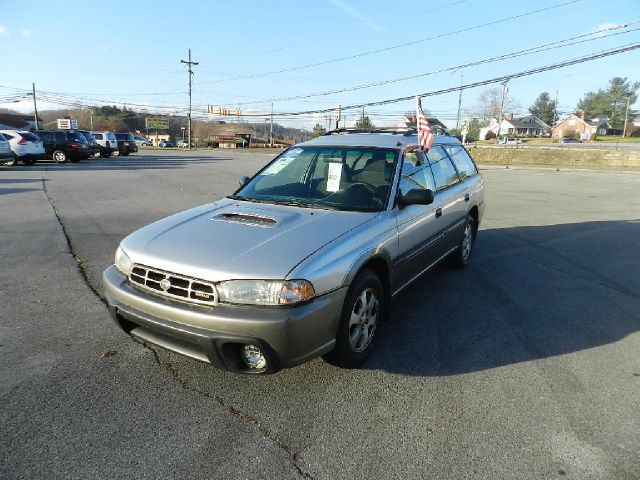 1999 SUBARU LEGACY OUTBACK AWD 4DR WAGON siver abs - 4-wheel cassette cruise control exterior m