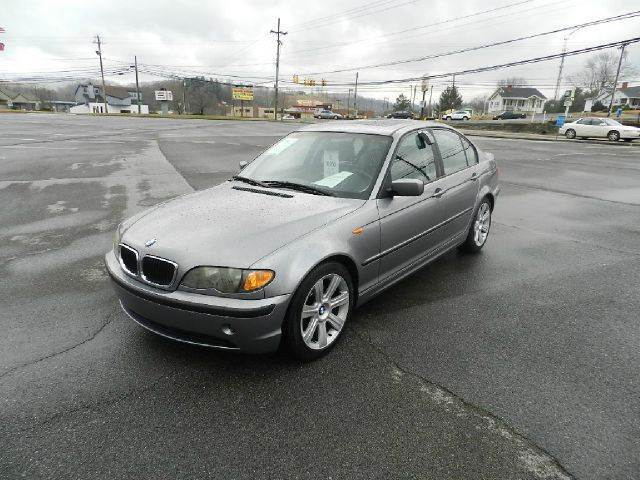 2003 BMW 3 SERIES 325I 4DR SEDAN gray all power equipment on this vehicle is in working order  th