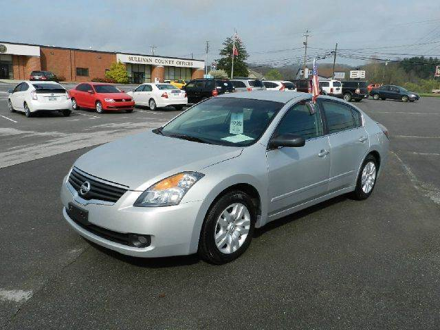 2009 NISSAN ALTIMA 25 S 4DR SEDAN 6M silver all power equipment is functioning properly  this v