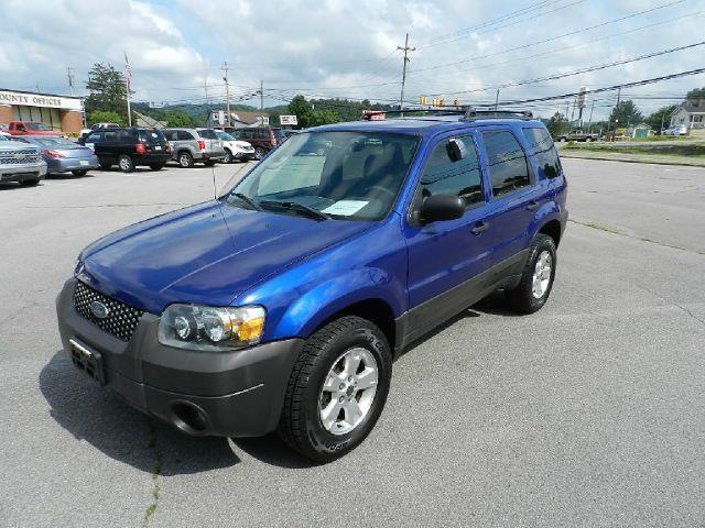 2006 FORD ESCAPE XLT AWD 4DR SUV blue there are no electrical problems with this vehicle  there a