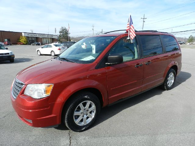2008 CHRYSLER TOWN AND COUNTRY LX MINI VAN PASSENGER maroon you wont find any electrical problems