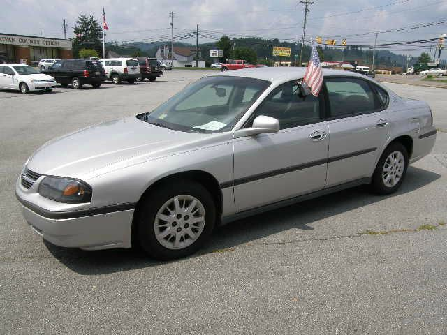 2003 CHEVROLET IMPALA BASE silver there are no electrical problems with this vehicle  no defects