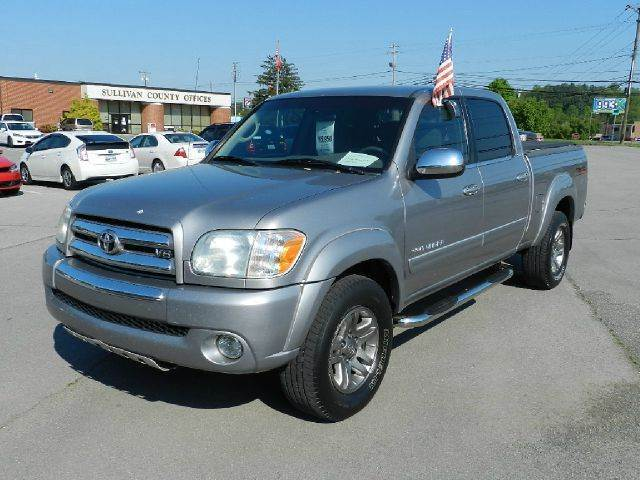2005 TOYOTA TUNDRA SR5 4DR DOUBLE CAB RWD SB silver there are no electrical concerns associated w
