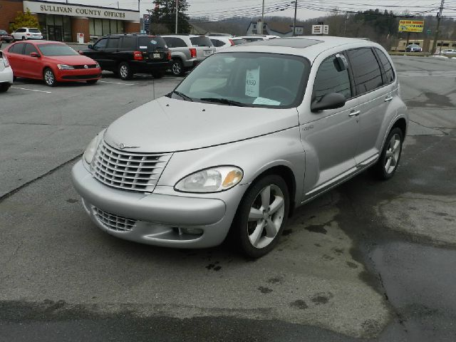 2003 CHRYSLER PT CRUISER GT 4DR WAGON silver you wont find any electrical problems with this vehic