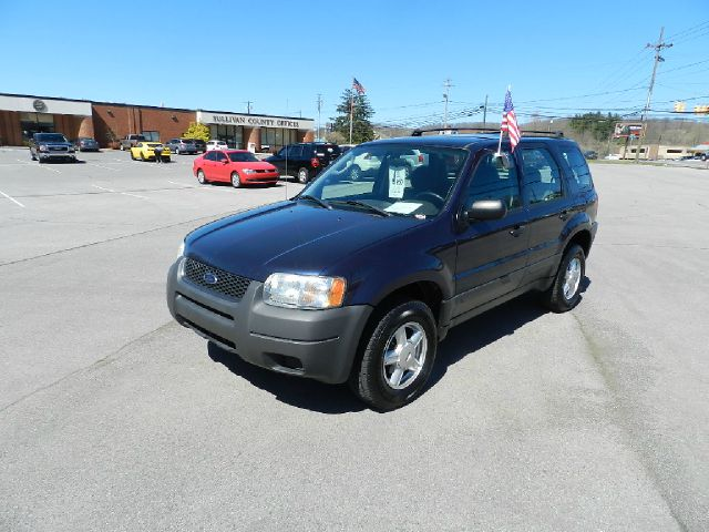 2004 FORD ESCAPE XLS VALUE 4DR SUV blue all electrical and optional equipment on this vehicle hav