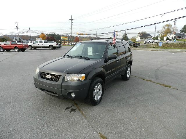 2007 FORD ESCAPE XLT 4DR SUV black all electrical and optional equipment on this vehicle have been