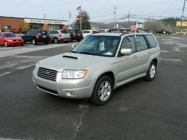 2006 SUBARU FORESTER 25 XT LIMITED AWD 4DR WAGON beige all power equipment is functioning proper