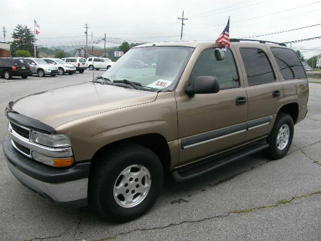 2004 CHEVROLET TAHOE 4WD bronze the electronic components on this vehicle are in working order  n