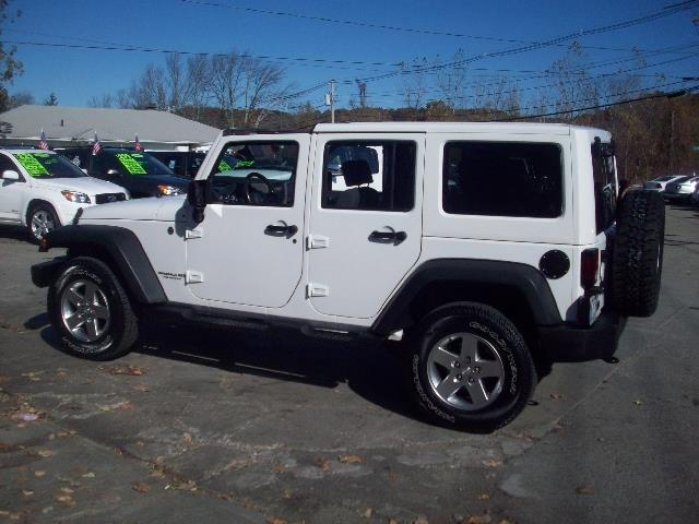 2010 JEEP WRANGLER UNLIMITED 4DR