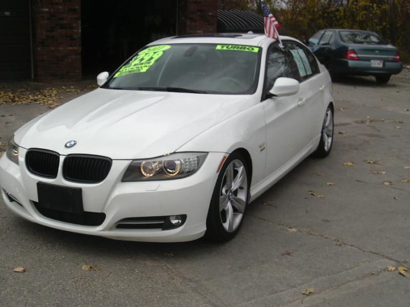 2011 bmw 3 series awd 335i xdrive 4dr sedan in worcester. Black Bedroom Furniture Sets. Home Design Ideas