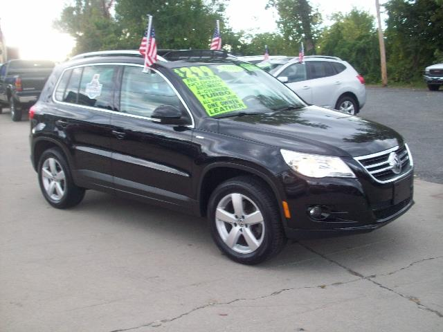 2010 Volkswagen Tiguan for sale in Worcester MA