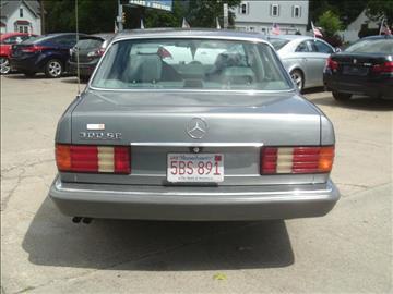 1989 Mercedes-Benz 300-Class