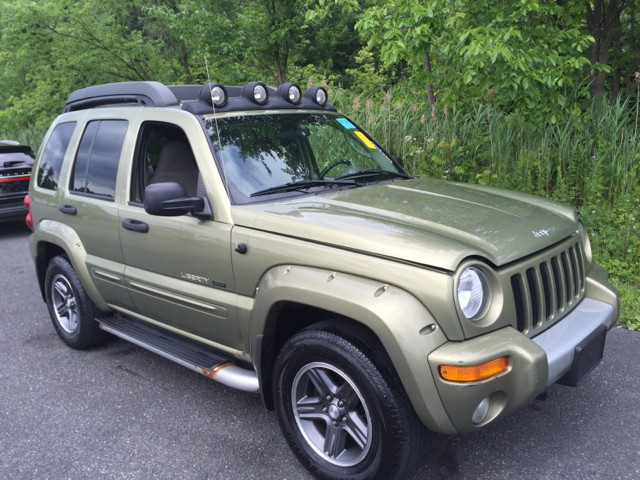 2003 jeep liberty renegade 4wd 4dr suv in burlington city. Black Bedroom Furniture Sets. Home Design Ideas