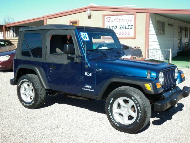 2005 jeep wrangler x 4wd 2dr suv tucson az. Black Bedroom Furniture Sets. Home Design Ideas