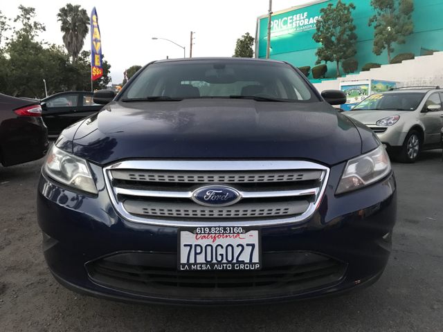 2011 ford taurus sel 4dr sedan in san diego ca - ivan's trucks & cars