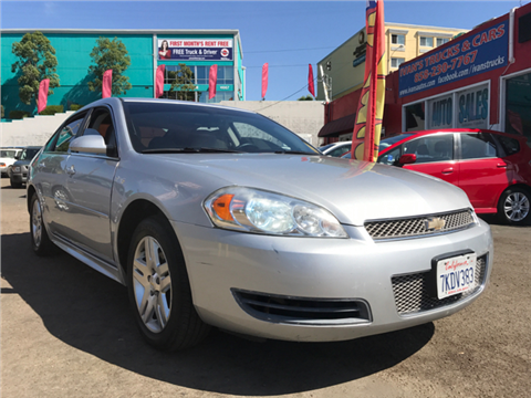 2013 Chevrolet Impala for sale in San Diego, CA