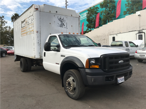 2007 Ford F-450 for sale in San Diego, CA