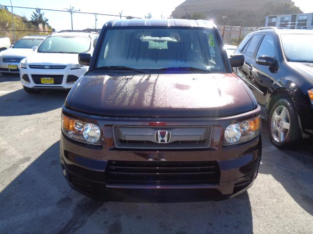 2008 HONDA ELEMENT SC 4DR CROSSOVER 5A tango red pearl bumper color - body-colordoor handle colo