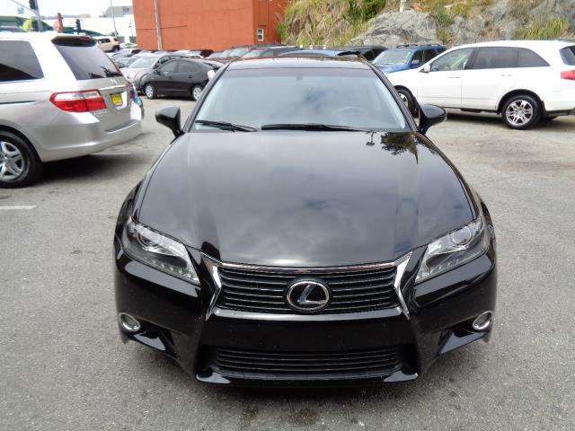 2013 LEXUS GS 350 BASE 4DR SEDAN obsidian navigation heated and cooled seats bluetooth moon roo
