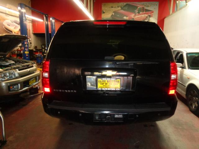 2013 CHEVROLET SUBURBAN LT 1500 4X2 4DR SUV black running boards - stepblack granite metallic pai