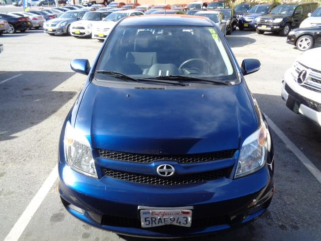 2006 SCION XA BASE 4DR HATCHBACK 15L I4 5M midnight blue front air conditioningcenter console