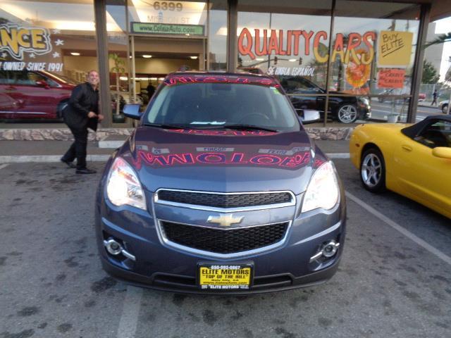 2013 CHEVROLET EQUINOX LT AWD 4DR SUV W 2LT graphite grey black granite metallic paintcrystal r