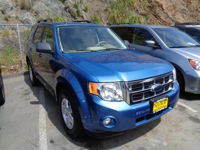 2010 FORD ESCAPE XLT 4DR SUV sea blue bumper color - body-colordoor handle color - blackgrille