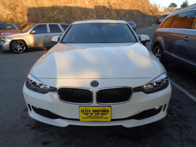2013 BMW 3 SERIES 328I 4DR SEDAN SULEV white navigation moon roof child safety door locks power