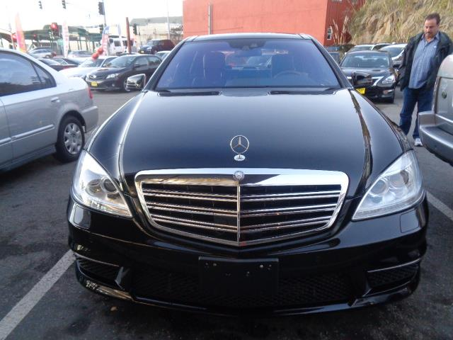 2013 MERCEDES-BENZ S-CLASS S65 AMG 4DR SEDAN black msrp 266455 lease return from mercedes fina