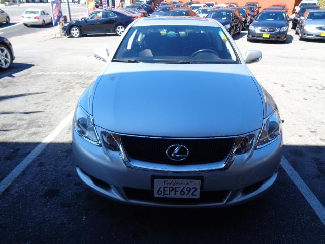2008 LEXUS GS 350 BASE 4DR SEDAN silver navigation heated seats immaculate bumper color - body