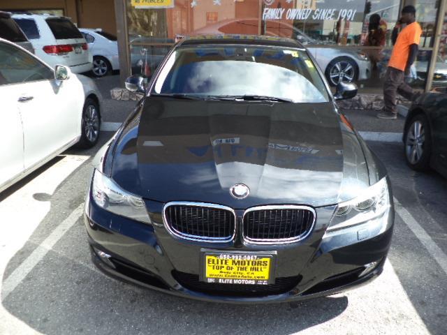 2011 BMW 3 SERIES 328I XDRIVE AWD 4DR SEDAN black sapphire metallic awd navigation cold weather