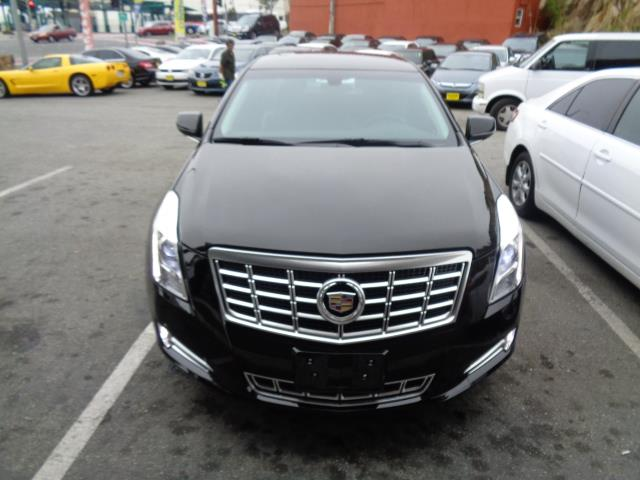 2014 CADILLAC XTS LUXURY COLLECTION AWD 4DR SEDAN black body side moldingsdoor handle color - bo