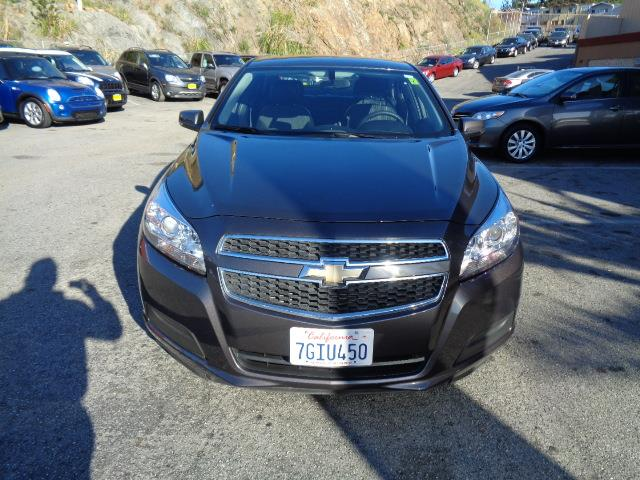 2013 CHEVROLET MALIBU LT 4DR SEDAN W1LT flint grey black granite metallicbody color bodyside mo