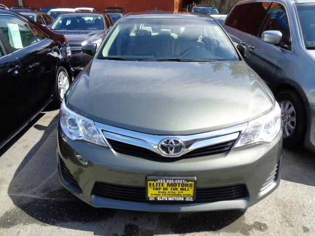 2014 TOYOTA CAMRY LE cypress pearl mica 19770 miles VIN 4T1BF1FK8EU825995