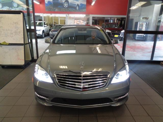 2011 MERCEDES-BENZ S-CLASS S550 4DR SEDAN palladium metallic grille color - chromeair filtration