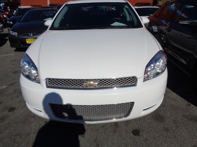2013 CHEVROLET IMPALA LS FLEET 4DR SEDAN white abs air conditioning alarm alloy wheels cruise