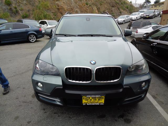 2009 BMW X5 XDRIVE30I AWD 4DR SUV mineral green metallic 3rd row seat navigation technology pac