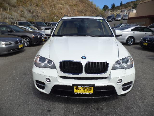 2012 BMW X5 alpine white premium package 3rd row seat technology package navigation rear dvd e
