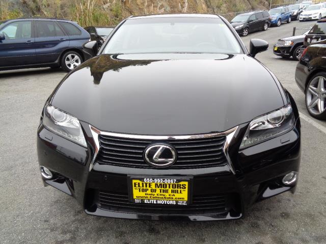 2013 LEXUS GS 350 BASE AWD 4DR SEDAN obsidian full factory warranty awd  lease return from lexus
