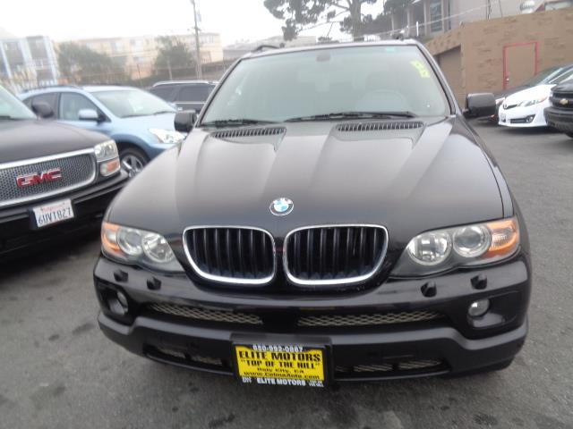 2004 BMW X5 30I AWD 4DR SUV black navigation systemsport package navigation super clean sport