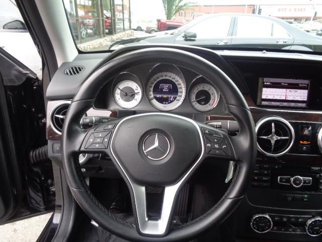 2013 MERCEDES-BENZ GLK-CLASS GLK350 4MATIC AWD 4DR SUV black panarama roof anti-lock braking cr
