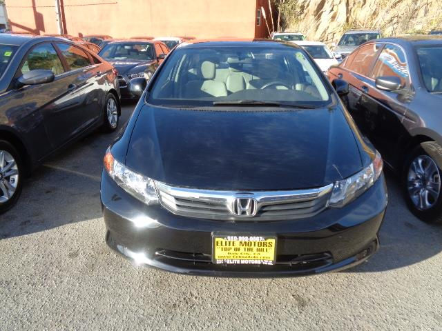 2012 HONDA CIVIC LX 4DR SEDAN 5A black bumper color - body-colordoor handle color - body-colorm