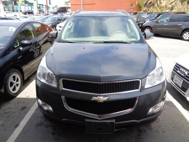 2011 CHEVROLET TRAVERSE LT 4DR SUV W1LT cyber gray metallic body side moldings - body-colordoor