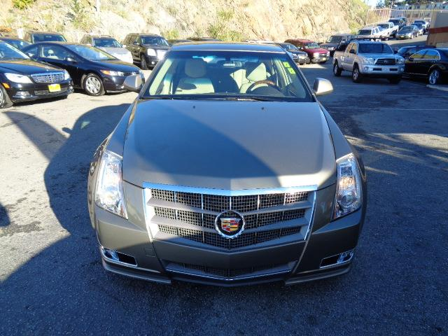 2010 CADILLAC CTS 36L V6 PERFORMANCE 4DR SEDAN tuscan bronze chromaflair blue diamond tricoatcry