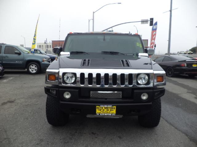 2004 HUMMER H2 LIMITED EDITION black rare black on black h2 kenwood in dash unit dvd player 3rd