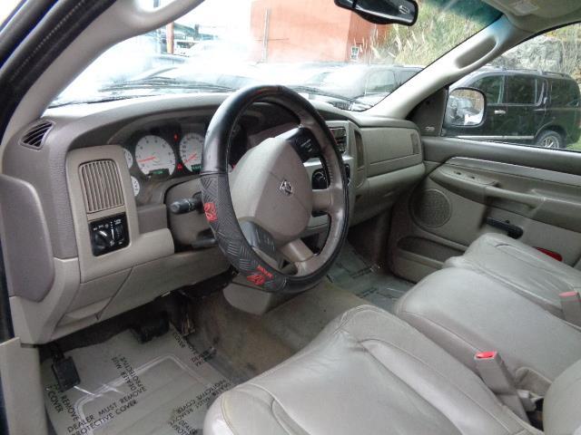 2005 DODGE RAM PICKUP 2500 LARAMIE HEMI black hemi leather heated seats 4 brand new tires 194