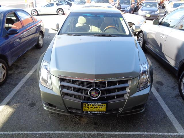 2011 CADILLAC CTS 30L LUXURY AWD 4DR SEDAN tuscan bronze chromaflair bumper color - body-colordo
