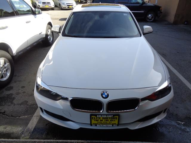2013 BMW 3 SERIES 328I 4DR SEDAN SULEV alpine white warranty navigation black sapphire metallicd